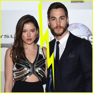 Did Chris Wood & Hanna Mangan Lawrence Split?