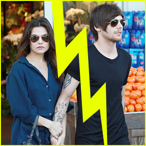 Louis Tomlinson & Danielle Campbell Reportedly Break Up