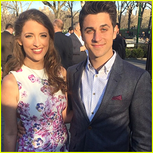 David Henrie Shares His Romantic Proposal Story with Fiancee Maria Cahill