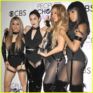 Oh No! Lauren Jauregui Was Under The Weather During Fifth Harmony's People's Choice Awards Performance!