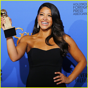 Gina Rodriguez' 2015 Golden Globes Speech is Still The Best We've Ever Heard