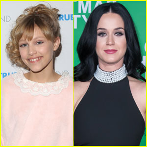 Grace VanderWaal Really Admires Katy Perry