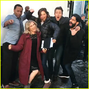Rose McIver & 'iZombie' Cast Get Back To Filming Ahead of Season 3's Premiere