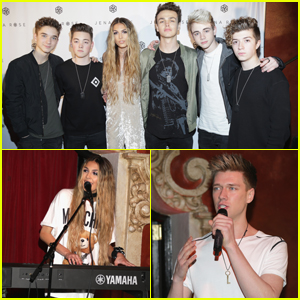 Jena Rose Throws Epic Sweet Sixteen With Collins Key & Why Don't We