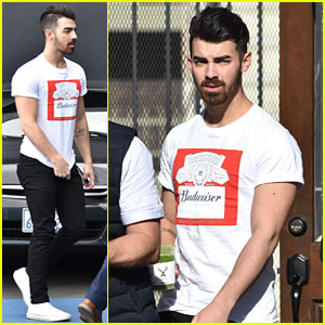 Joe Jonas is Gearing Up For Tour With DNCE
