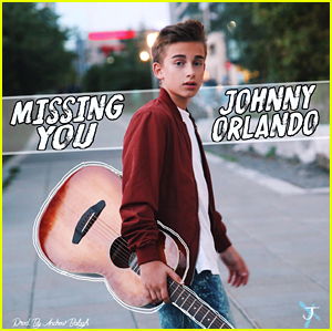 Singer Johnny Orlando Drops New Single 'Missing You' for 14th Birthday!
