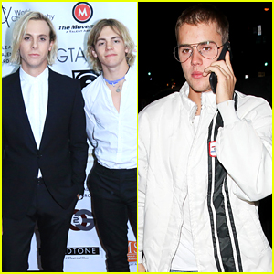 Justin Bieber To Play Hockey with Ross & Riker Lynch at NHL All-Star Celebrity Shootout