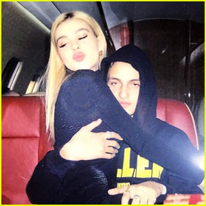 Nicola Peltz Talks Anwar Hadid Relationship: 'We're Hanging Out'