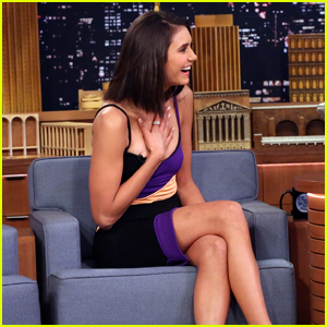 Nina Dobrev Is Totally Obsessed With Her Cat!