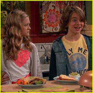 Lizzy Greene & Mace Coronel Dream Up Mash-Up Foods In Season Premiere of 'Nicky, Ricky, Dicky & Dawn'