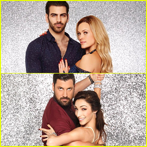 Meryl Davis & Nyle DiMarco Congratulate Their DWTS Partners Maksim Chmerkovskiy & Peta Murgatroyd on Their Baby Boy