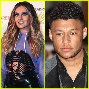 Perrie Edwards & Footballer Alex Oxlade-Chamberlain Are One Step Closer To Being Instagram Official