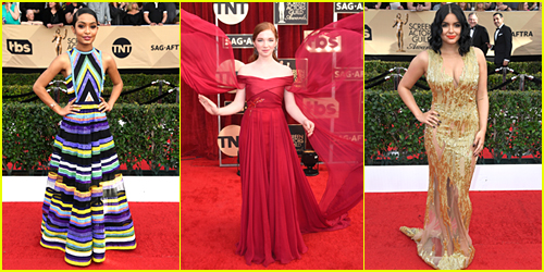Four Fashion Trends From the SAG Awards You Can Totally Steal For Prom