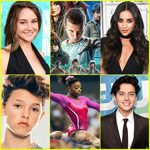 Cole Sprouse, 'Stranger Things', Shailene Woodley & More Up For Shorty Awards 2017!