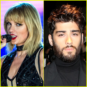 Taylor Swift Shares Still from New Video for Zayn Malik's Birthday!