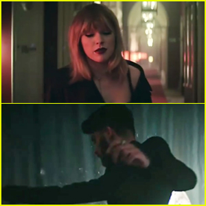 VIDEO: Taylor Swift & Zayn Malik Release 'I Don't Wanna Live Forever' Teaser