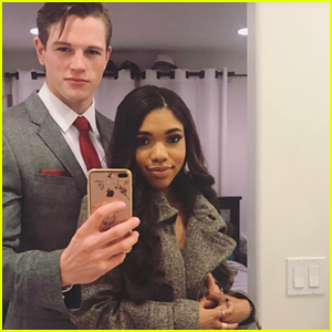 Social Star Teala Dunn Totally Matched with Boyfriend Alex Valley at the 'Sleepless' Premiere