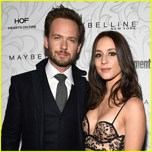 Troian Bellisario & Patrick J Adams On Honeymoon: 'We Had the Weekend Of Our Lives'