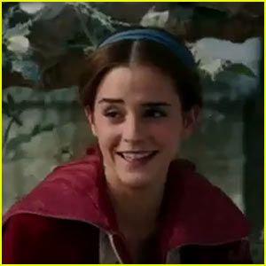 VIDEO: Emma Watson's Belle Gets Wooed By Dan Stevens' Beast in New 'Beauty & the Beast' Clip