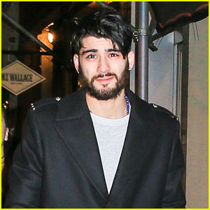 Zayn's Beard is at Peak Hotness Right Now