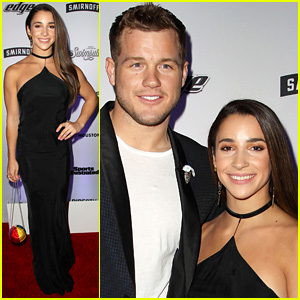 Aly Raisman Gets Boyfriend Colton Underwood's Support at 'Sports Illustrated Swimsuit' Launch!