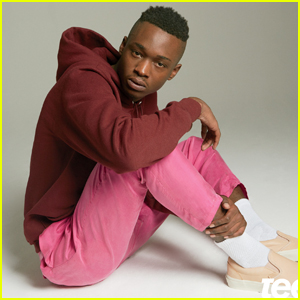 Moonlight's Ashton Sanders on Why Labels Are 'So Outdated'