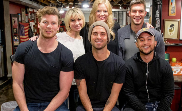 'Baby Daddy' Cast Gets Matching Tattoos to Celebrate 100th ...