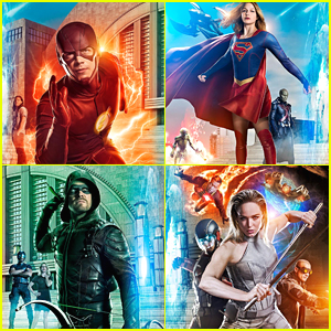 A True 'Flash/Arrow/Supergirl/Legends' Crossover is Coming!