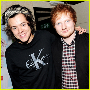 Ed Sheeran Dishes Details on Harry Styles' Solo Music & We're Listening Closely