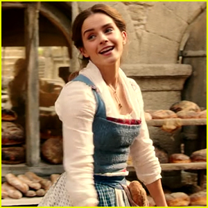 Bonjour! Watch Emma Watson Sing 'Belle' in New Clip from 'Beauty and the Beast'