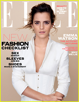 Emma Watson Doesn't Think She's Ready to Write a Book Yet