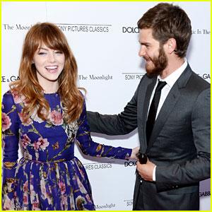 We Still Ship Emma Stone and Andrew Garfield