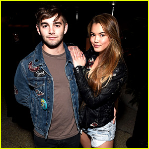 Jack Griffo & Paris Berelc Sure Don't Need an 'Arrangement' for Their Relationship!