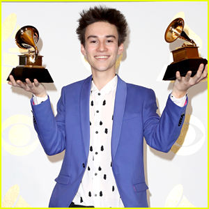 A YouTube Star Just Won Two Grammys!