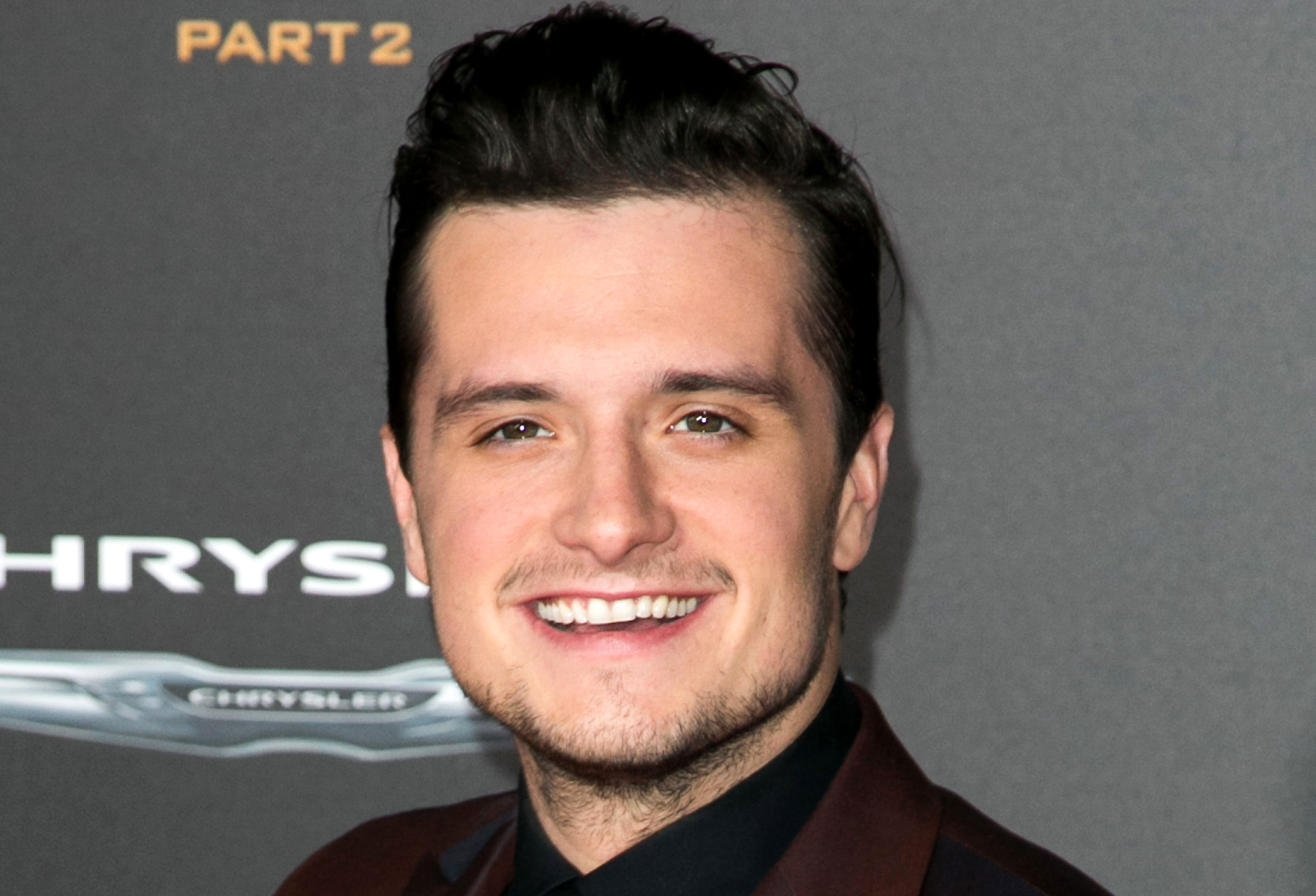 josh hutcherson amp �hunger games� 4 yes please see what