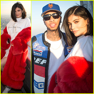 Kylie Jenner Has a Romantic Valentine's Day with Tyga in NYC!