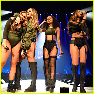 Little Mix Slayed Their First 'Dangerous Woman' Tour Concert & Fans Are Going Wild!