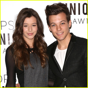 Louis Tomlinson & Eleanor Calder Are Reportedly Back Together