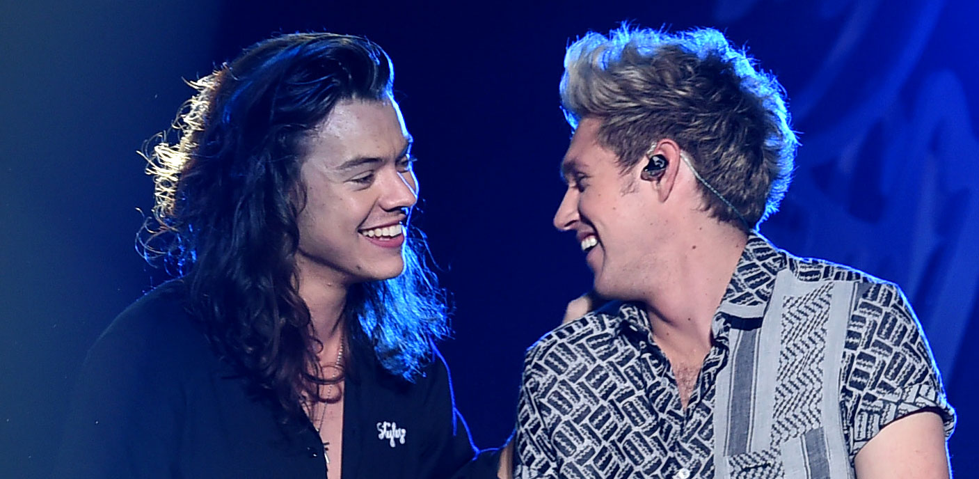Niall Horan Tweets Birthday Wishes to Harry Styles & Fans ...