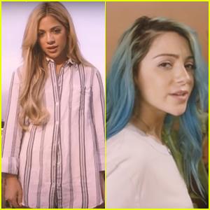 Niki & Gabi DeMartino Get Praise From Noah Cyrus For 'Make Me Cry' Cover Vid!