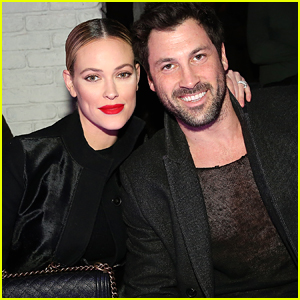 Maksim Chmerkovskiy & Peta Murgatroyd Debut First Photo Of Baby Shai Aleksander!