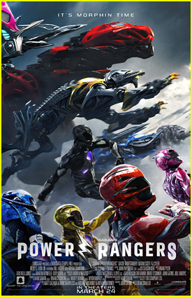 'Power Rangers' Get Action-Filled Final Poster - See It Now!