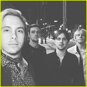 Ross Lynch Officially Has Bangs! See The R5 Guys' New Hairstyles!