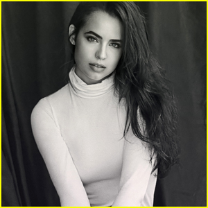 Sofia Carson Gives First Look at 'Back To Beautiful' Video