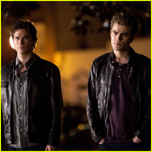 Top 10 Brotherly Stefan & Damon Moments From 'The Vampire Diaries'