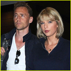 Taylor Swift's Ex Tom Hiddleston Speaks About Their Relationship