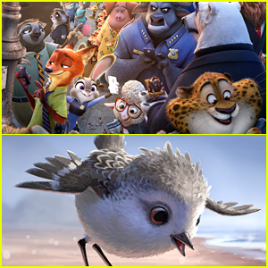 'Zootopia' Wins Best Animated Feature at Oscars 2017; 'Piper' Wins Best Animated Short!