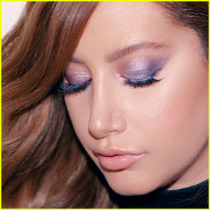 Ashley Tisdale's New Goddess Palette Is Here & It's Gorgeous!