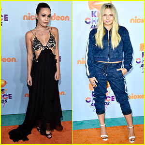 Bea Miller is 'Feelin Like a Dark Princess' at KCAs 2017