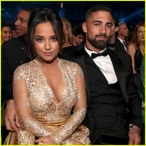 Becky G Met Boyfriend Sebastian Lletget On Set Of 'Power Rangers'